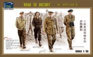 1/35 WWII British Leader set