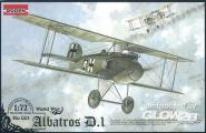 Albatros D.I World War 1