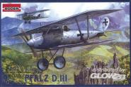 Pfalz D.III World War 1