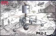 PKZ-2 Austro-Hungarian Helicopter World War 1