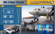 MD-3 NAVY TRACTOR SHORT TYPE with 3 figu