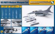 US/NATO MODERN WEAPON SET