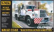 "KrAZ-258Z ""Baustellenzugmittel"" Soviet"