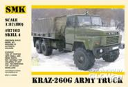 KrAZ-260G Soviet Army truck