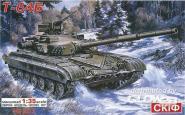 T 64 B Soviet Main Battle Tank