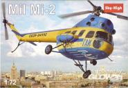 Mil Mi-2 Soviet helicopter