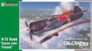H-75  Hawk ''Sussu over Finland''