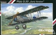 Pfalz D.XII Early Version