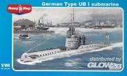 German submarine UB-1 Type