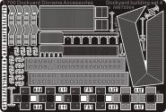Dockyard Diorama Accessories - Dockyard building set 4