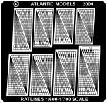 Ratlines 1:600-1/700