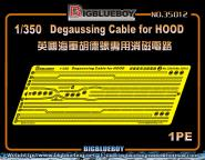 Degaussing Cable for HOOD