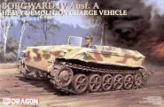 Borgward IV Ausf. A Heavy Demolition Charge Vehicle