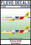 Airbus A320 Dutchbird
