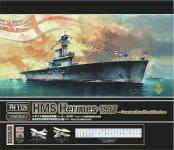 HMS Hermes 1937 Coronation Review
