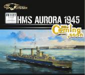 HMS Aurora 1945