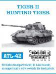 Pz.Kpfw.VI Tiger II Transportketten Metal Tracks