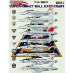 Boeing F/A-18E/F Super Hornet Ball - East Coast