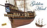 Galeon Golden Hind