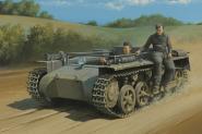German Pz.Kpfw.1 Ausf.A ohne Aufbau