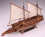 Gunboat Yawl, 1801