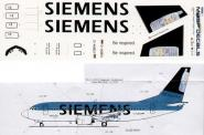 Boeing 737-700 GERMANIA SIEMENS Logo Jet D-AGEU