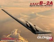 USAF B-2A Spirit Stealth Bomber