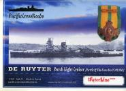 De Ruyter Cruiser Full Hull