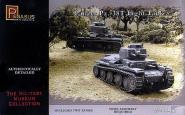 Panzer Pz.Kpfw. 38t Light Tank - 2 KITS SET