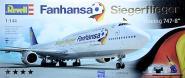 Boeing 747-8 Siegerflieger Fanhansa (m. Kleber und Farben)