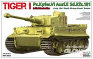 Tiger I Initial Production Early 1943, Tunisia