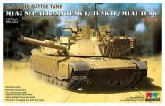 M1A2 SEP Abrams Tusk I/Tusk II/M1A1 Tusk