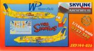 Boeing 737-300 WP Simpsons