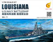 BB-71 Louisiana US Navy battleship