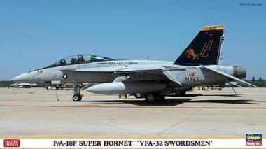 Boeing F/A-18F Super Hornet 'FA-32 Swordsmen'