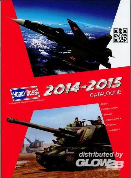 Hobby Boss Katalog 2014