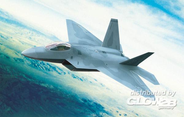 F-22A ''Raptor''